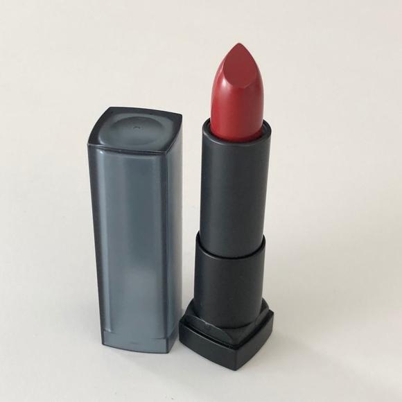 Maybelline Makeup Maybelline Powder Matte Lipstick 698 Cruel Ruby Poshmark